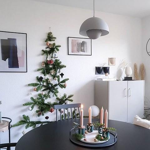Украсить елку можно светодиод&#...
