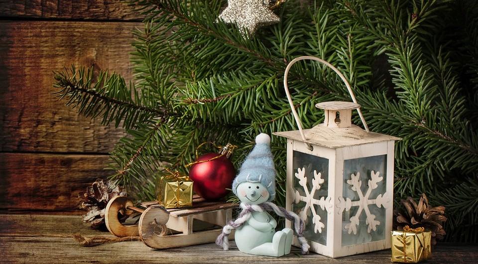 6 антитрендов в декоре елки и украшении дома на Новый год