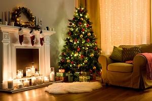 Украшение дома на Новый год: декорируем, как профессионалы