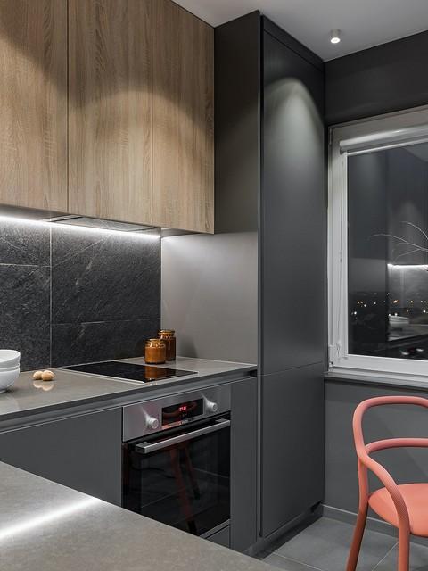 В квартире маленькая кухня — 6,6 к...