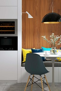 12 проектов от профи, на примере которых можно оформить дизайн кухни-гостиной площадью 12 кв. м