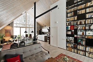 Подробный гид по оформлению дизайна 2-го этажа частного дома