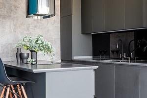 Оформляем интерьер серой кухни: как оживить пространство и сделать его нескучным (82 фото)