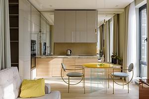Маленькая площадь — не помеха функциональности: квартира в Москве для сдачи в аренду