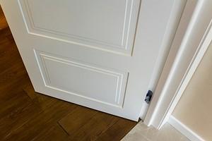 Как собрать коробку для межкомнатной двери