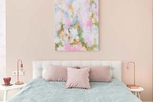 5 комнат, в которых можно использовать розовый цвет и не превратить их в домик для Барби
