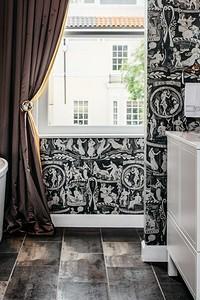 От отделки до подбора аксессуаров: секреты дизайна ванной комнаты в черном цвете