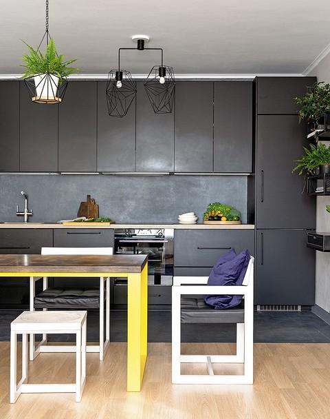Жилые комнаты меньшей площади (...