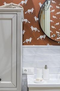 До и после: 6 обновленных ванных комнат, которые вдохновят вас на переделку собственной
