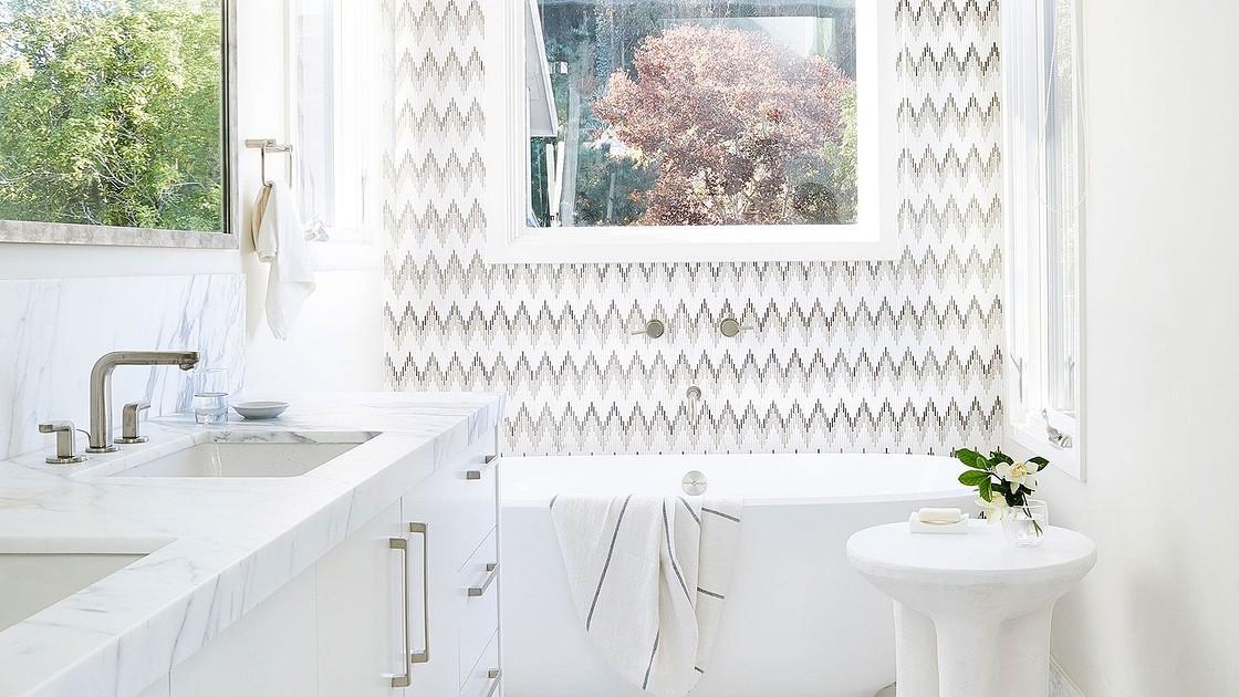 Планировка и дизайн ванной комнаты 6 кв. м на примере 11 стильных проектов
