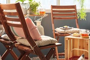 7 предметов из ИКЕА для обустройства балкона до 1 500 рублей
