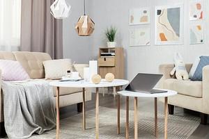 Какие цвета и текстуры выбрать для интерьера в стиле мягкая геометрия: 6 советов от дизайнера