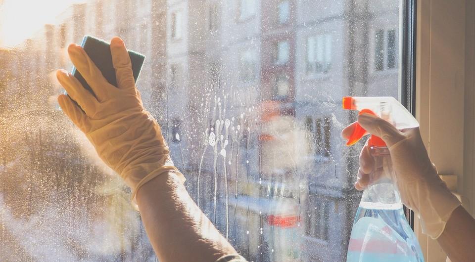 8 лайфхаков для мытья окон
