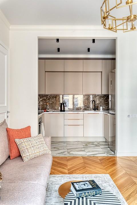 Наполнение и дизайн кухонного &...