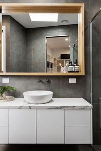 6 советов по оформлению ванной комнаты в серо-белом цвете и 80 примеров на фото