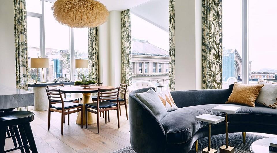 Оформляем дизайн гостиной-столовой: правила зонирования и особенности планировки
