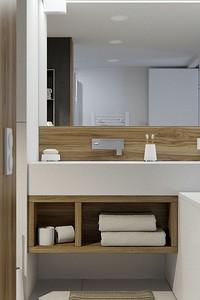 11 ванных комнат площадью 5 кв. м, которые вдохновят вас красивым дизайном (и 52 фото)