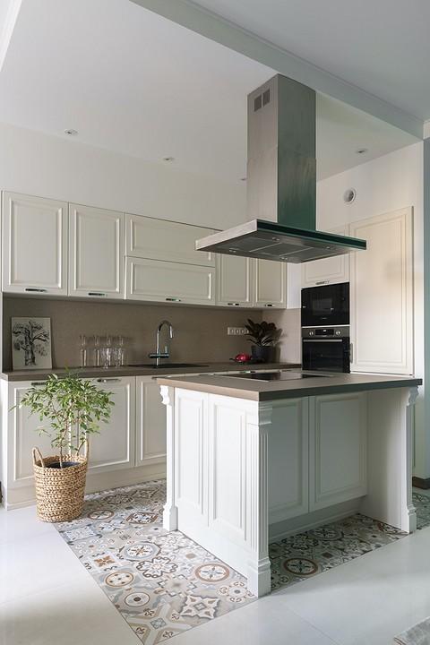 Кухонная зона визуально отдел&#...