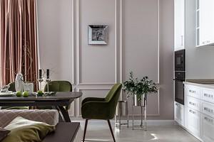 Трехкомнатная квартира в Краснодаре в теплых тонах