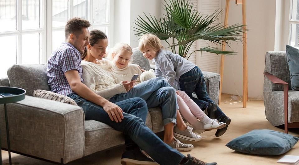 Все дома: как решить проблему перенаселенки в квартире с помощью дизайнерских приемов