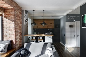 Основные правила и 4 стильных проекта, которые помогут оформить квартиру-студию в стиле лофт