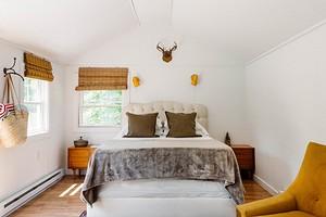 Дизайн спальни в дачном доме: оформляем стильный интерьер без бюджета