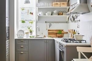 6 готовых решений из ИКЕА для хранения на кухне, которые не ударят по кошельку