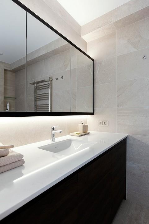 «Атмосфера в ванной комнате на&...