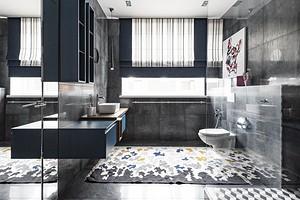 Не скучно, а стильно: как оформить дизайн серой ванной комнаты правильно