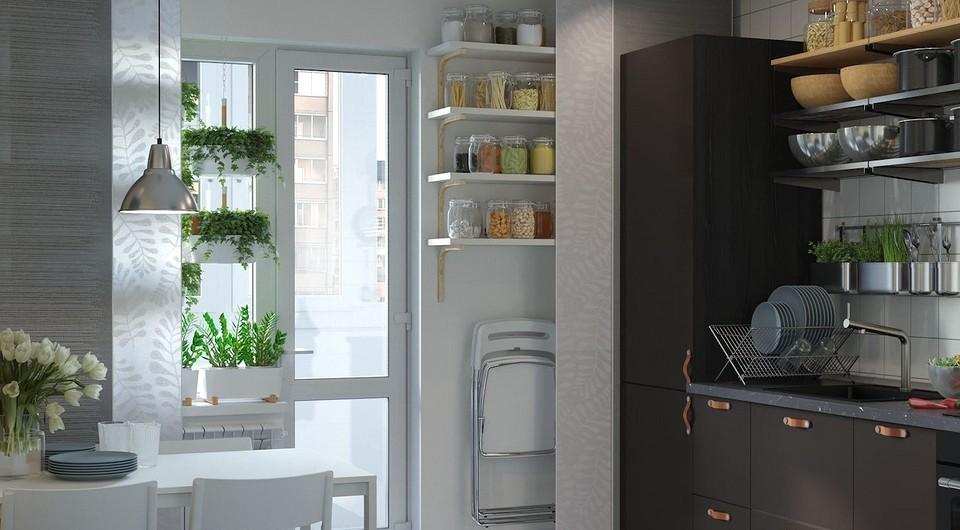 6 мест хранения на кухне, о которых вы могли не знать