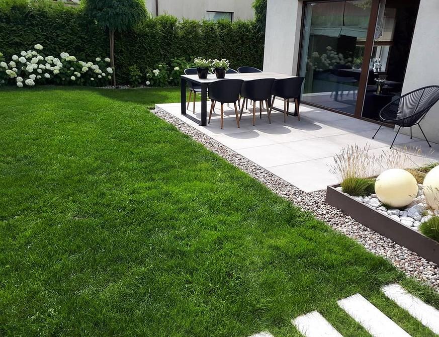 Если вы не любите грядки: 3 шага к саду в стиле минимализм (красиво и просто!)