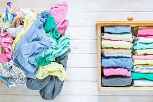 8 идей хранения для тех, у кого много одежды, но совсем нет места