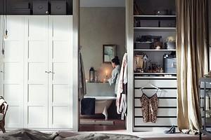 Как спланировать гардеробную комнату или вместительный шкаф: подробная инструкция