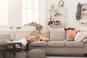 7 причин, по которым ваша квартира выглядит грязной даже после уборки