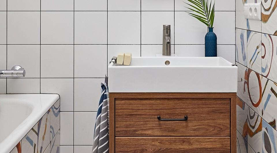 8 дизайнерских приемов для оформления и декора маленькой ванной комнаты