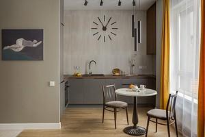 Функциональная и стильная однушка площадью 38 кв. м для сдачи в аренду