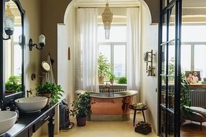 7 вау-интерьеров ванных комнат (стоит увидеть!)