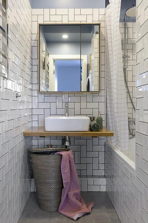 Для отделки стен ванной комнат&...