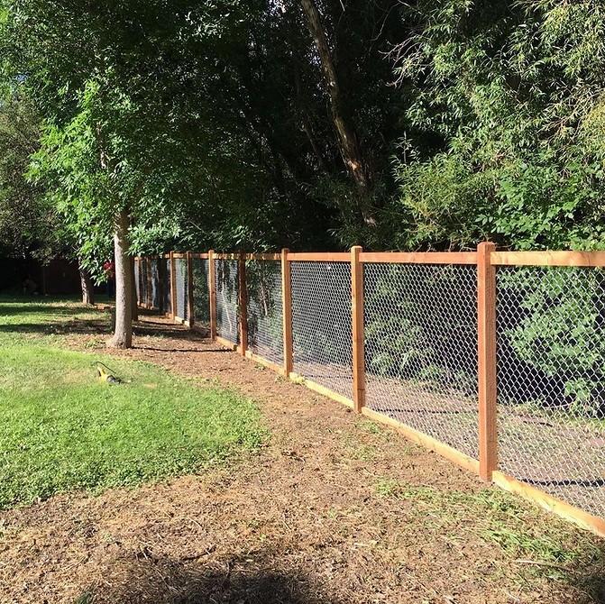 7 стильных оград для участка (попробуйте повторить у себя!)