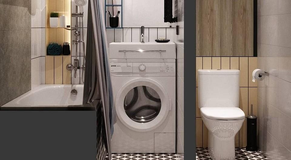 Как установить раковину над стиральной машиной: подробная инструкция по выбору и монтажу