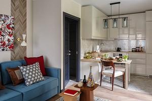 Дизайн кухни прямоугольной формы: как выжать максимум из любой площади