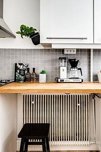 9 идей оформления маленькой кухни для большой семьи