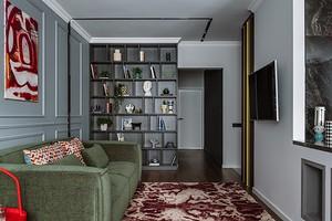 Яркий интерьер квартиры, в котором вы не узнаете ИКЕА (хотя она там есть)