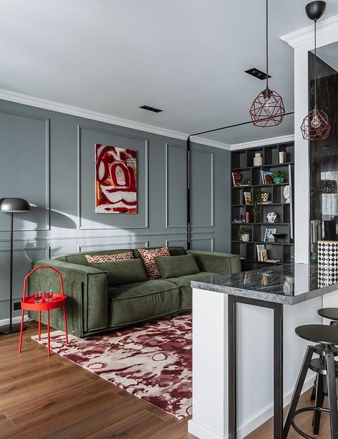 Пространство квартиры нужно б&#...