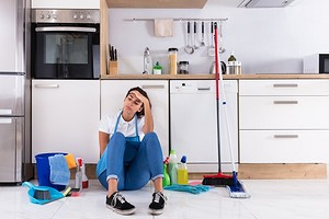 Когда уборка бесполезна: 5 проблем, которые стоит решить, если вы хотите чистую квартиру