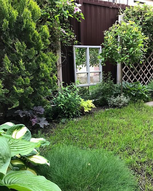 7 причин включить зеркало в декор сада (вы даже вы задумывались!)