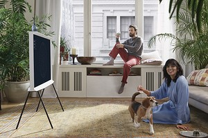 The Serif от Samsung: новый взгляд на телевизор в интерьере