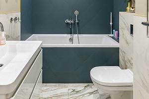 6 лучших стилей интерьера для ванной комнаты, которые не потеряют актуальность