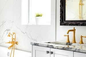 Как оформить маленькую ванную для большой семьи: 5 идей, которые точно помогут