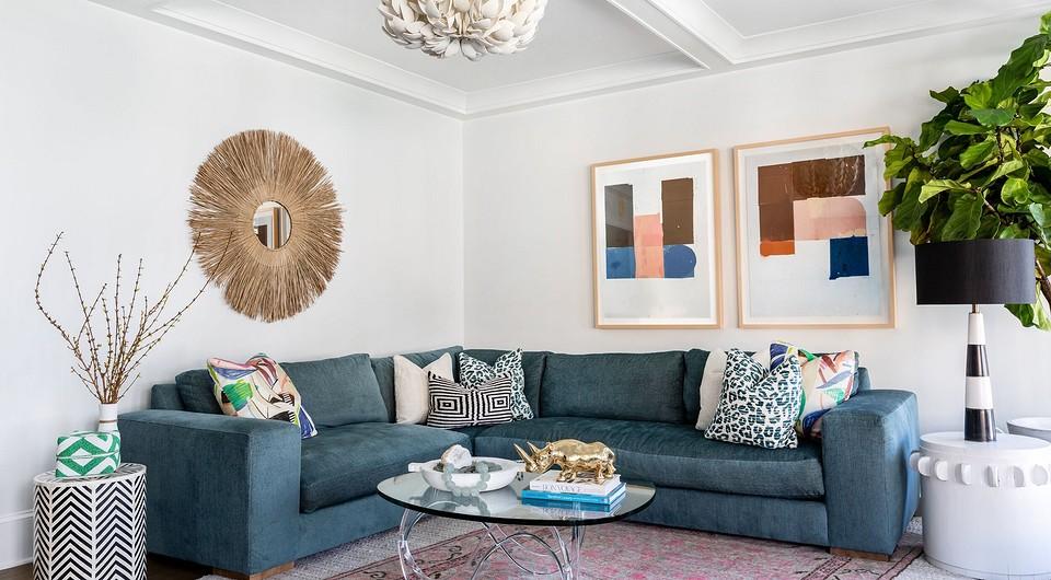 5 примеров дизайна квартир площадью 90 кв. м, которыми вы вдохновитесь